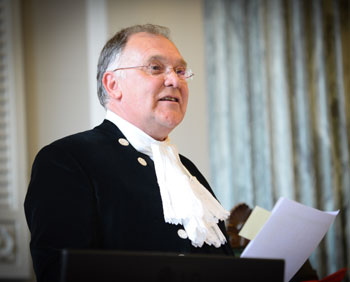 David Cam DL BA Barrister Under Sheriff
